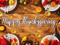 Happy thanksgiving day 2019