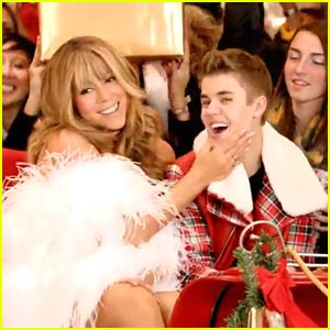 Justin Bieber Ft Mariah Carey – All I Want For Christmas Is You