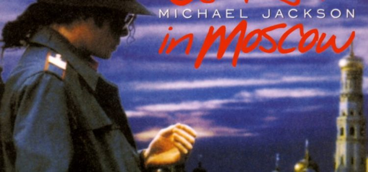 Michael Jackson – Stranger In Moscow