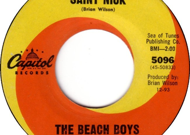 The Beach Boys – Little Saint Nick