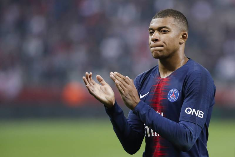 Kylien Mbappe Ballon d'Or