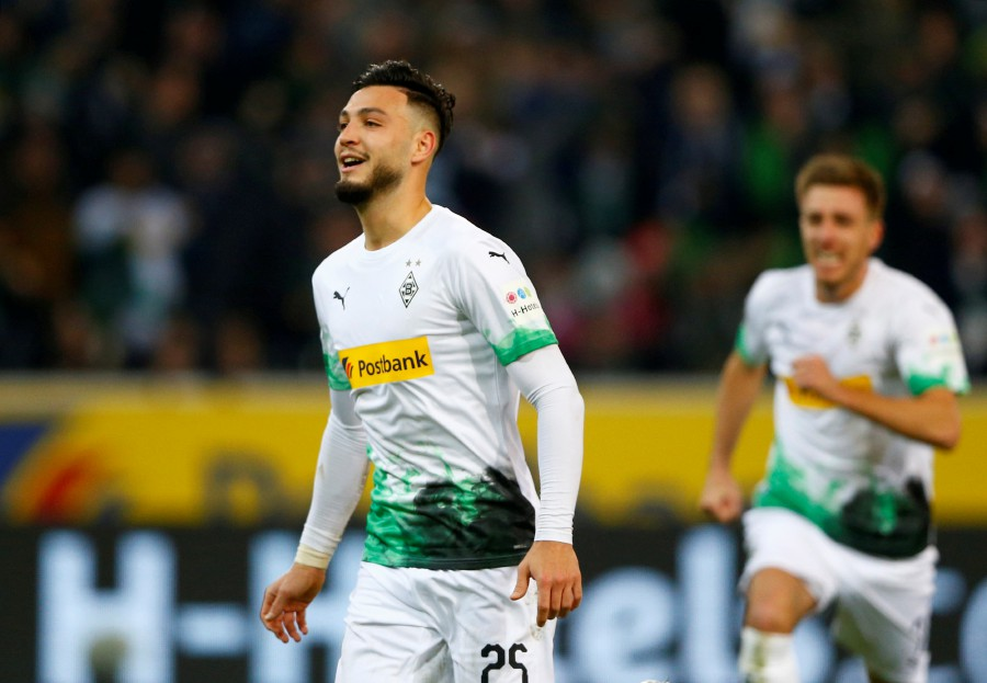 M'gladbach vs Bayer Munic