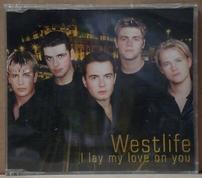 Westlife – I Lay My Love On You