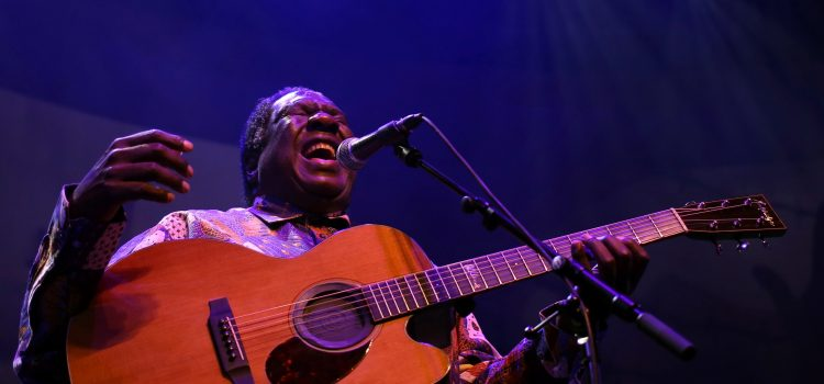 Vusi Mahlasela - In Solitary Confinement