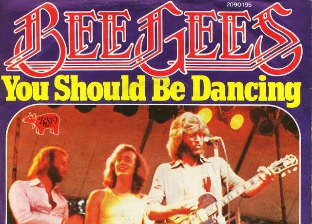 Bee Gees – You Should Be Dancing