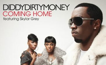 Diddy-Dirty Money (ft. Skylar Grey) – Coming Home