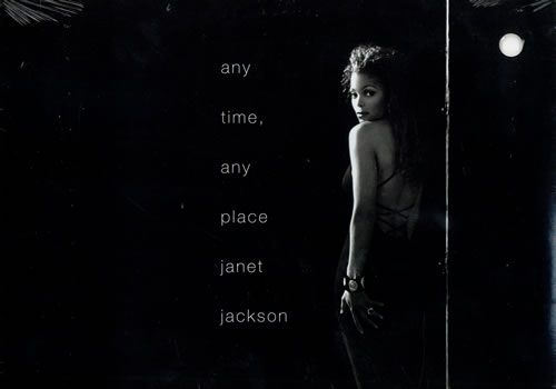 Janet Jackson – Any Time, Any Place