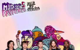 Maroon 5 ft. Wiz Khalifa – Payphone