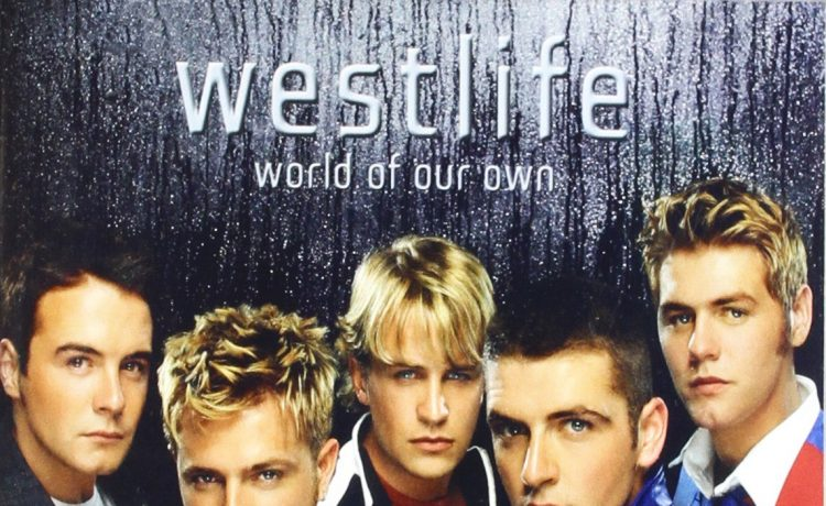 Westlife – Evergreen