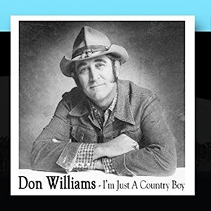 Don Williams – I'm Just a Country Boy